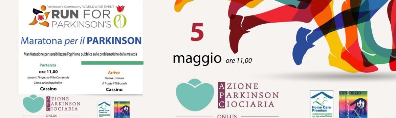 3^   EDIZIONE a CASSINO PARCO VILLA COMUNALE 5 MAGGIO 2019 – ORE 11