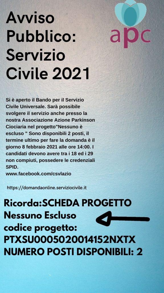servizio-civile-azione-parkinosn-ciociaria