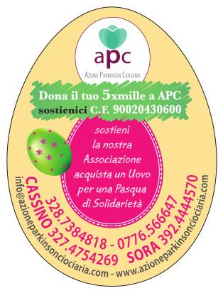 Acquista un uovo per una Pasqua di solidarietà