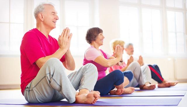 Lo Yoga può alleviare i sintomi del Parkinson?
